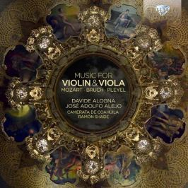 CD Alogna / Alejo : Music For Violin & Viola