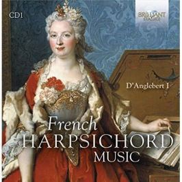 CD French Harpsichord Music