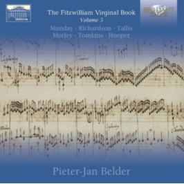 CD BPieter-Jan Belder : The Fitzwilliam Virginal Book