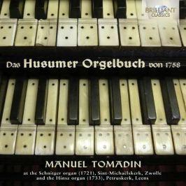 CD Tomadin: Das Husumer Orgelbuch Von