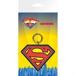Superman - Logo, klíčenka Klíčenka