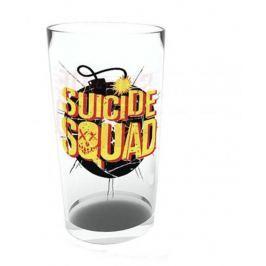 Suicide Squad - Bomb, sklenice Sklenice