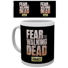 Fear The Walking Dead - Logo, hrnek Hrnek