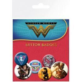 Wonder Woman - Mix, placka Placka