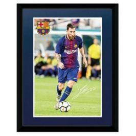 FC Barcelona OBRÁZEK V RÁMEČKU 20 x 15 cm