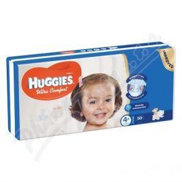 KIMBERLY CLARK HUGGIES Ultra Comfort vel.4+ 50ks