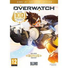 BLIZZARD PC - Overwatch GOTY CZ