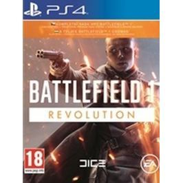 EA Games PS4 - BATTLEFIELD 1 REVOLUTION EDITION 25.8