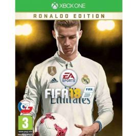 EA Games Hra EA Xbox One FIFA 18 (Ronaldo Edition)