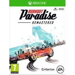 Electronic Arts XONE - BURNOUT PARADISE REMASTERED