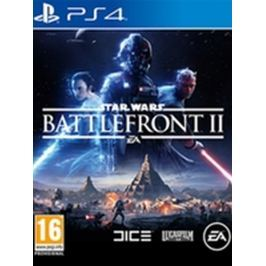 EA Games Electronic Arts PS4 hra STAR WARS BATTLEFRONT II