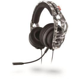 Plantronics RIG 400HS, herní sluchátka s mikrofonem, ARCTIC CAMO edice pro PS4
