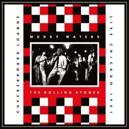 CD Rolling Stones : Live At The Checkerboard Lounge