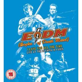 CD Eagles Of Death Metal : I Love You All the Time (Live at the Olympia Paris)