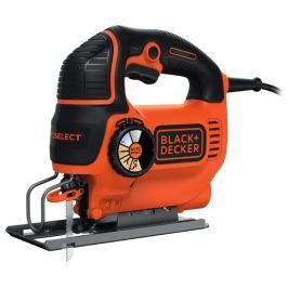 Black - Decker Pila přímočará Black&Decker KS801SE