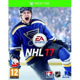 ELECTRONIC ARTS Hra EA Xbox One NHL 17