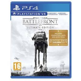 ELECTRONIC ARTS PS4 - Star Wars Battlefront - Ultimate Edition
