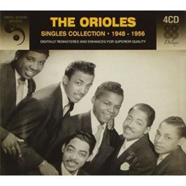 CD Orioles : Singles Collection 1948-1956