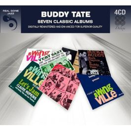 CD Buddy Tate : Seven Classic Albums