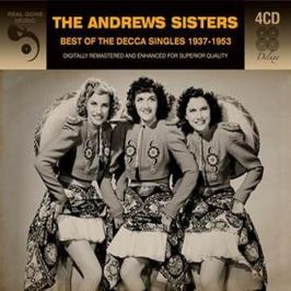CD Andrew Sisters : Best Of The Decca Singles 1937-1953 4