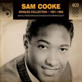 CD Sam Cooke : Singles Collection 1951-1962 4