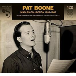 CD Pat Boone : Singles Collection 1953-1962
