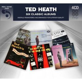 CD Ted Heath : 6 Classic Albums