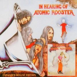 CD Atomic Rooster : In Hearing Of Atomic Rooster