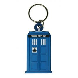 Doctor Who PŘÍVĚSEK NA KLÍČE/PRYŽOVÝ