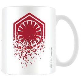 Star Wars / Last Jedi - First Order Symbol, hrnek Hrnek