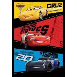 Cars 3 - 133 / Trio, plakát Plakát