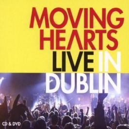 DVD Moving Hearts : Live in Dublin CD+