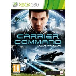 Carrier Command Gaea Mission Xbox
