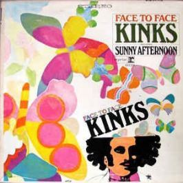 CD Kinks : Face To Face