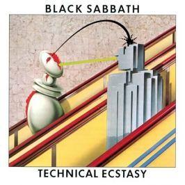 CD Black Sabbath : Technical Ecstasy