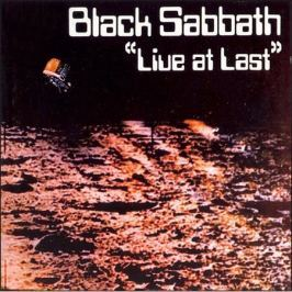 CD Black Sabbath : Live At Last