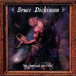 CD Bruce Dickinson : Chemical Wedding + 3