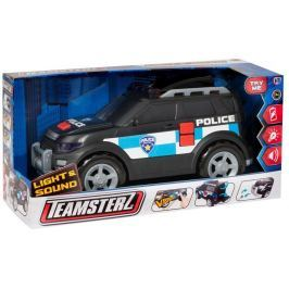 Teamsterz policejní jeep se zvukem a světlem