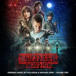 CD OST / Soundtrack : Strangers Things 2