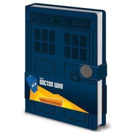 Doctor Who BLOK/ZÁPISNÍK A5/