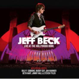 CD Jeff Beck : Live At The Hollywood Bowl