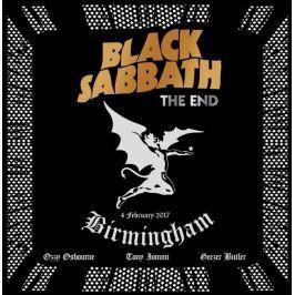 CD Black Sabbath : The End (Live In Birminhgam) Blu-Ray +