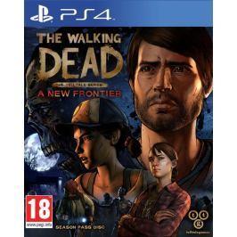 WARNER BROS PS4 - Telltale - Walking Dead Season 3