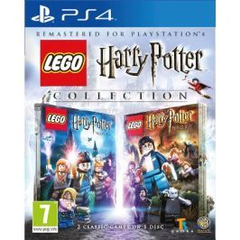 WARNER BROS PS4 - LEGO Harry Potter Collection