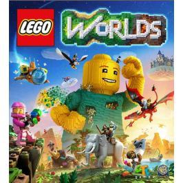 WARNER BROS. PS4 hra LEGO Worlds