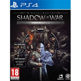 Warner Bros. Middle-Earth: Shadow Of War Silver Edition PS4