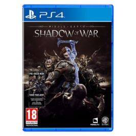 Warner Bros PS4 - Middle-earth: Shadow of War