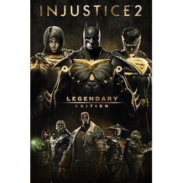 WARNER BROS PS4 - Injustice 2: Legendary Edition (GOTY) d1 Steelbook