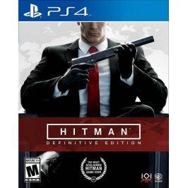 Warner Bros. PS4 - Hitman Definitive Edition