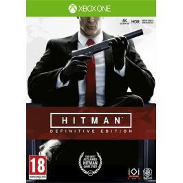 WARNER BROS XOne - Hitman Definitive Edition